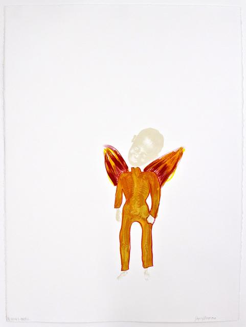 , 'Hell's Angel,' 2000, Goya Contemporary/Goya-Girl Press