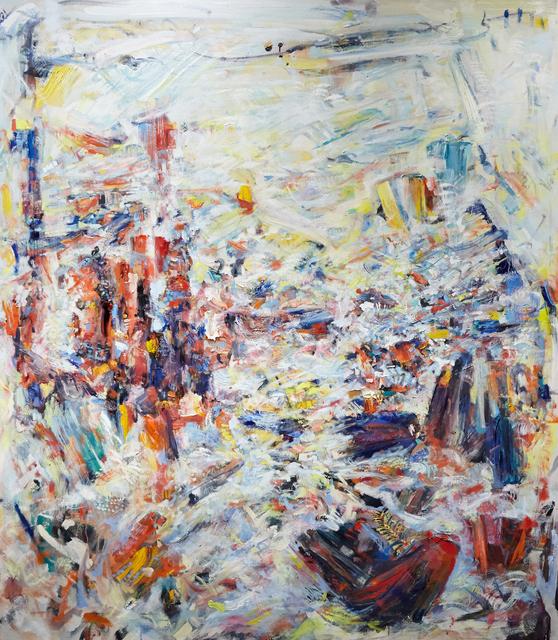 , 'Reincarnation: Continual Embrace,' 2019, M Fine Arts Galerie
