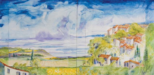 , 'Nuage,' 2015, Walter Wickiser Gallery