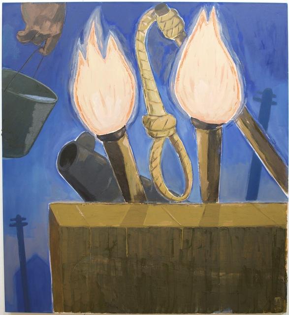, 'Untitled: Evening, The Night Watchman,' 2019, Jenkins Johnson Gallery