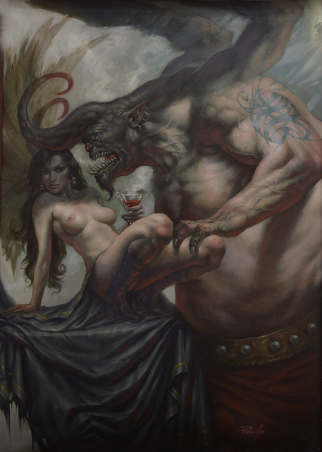 , 'Beauty and the Beast,' 2015, IX Gallery