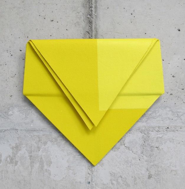 , 'Relevo (amarelos),' 2014, Galeria Leme