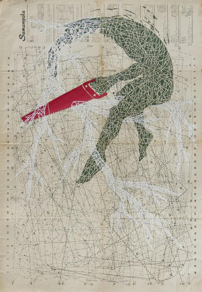 Serkan Yüksel, 'Pruning,' 2013, Kare Art Gallery