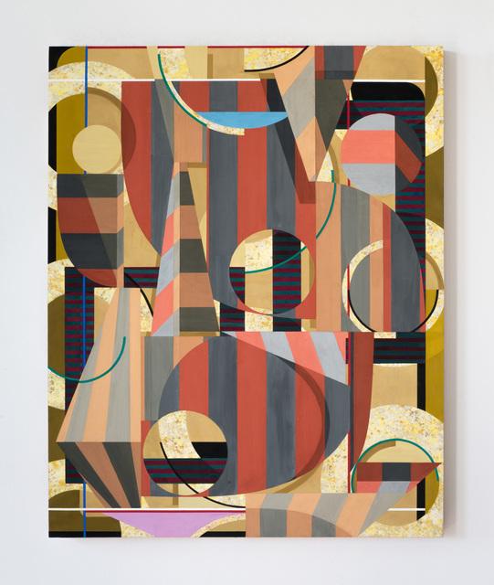 , 'Jeft,' 2019, Rachel Uffner Gallery