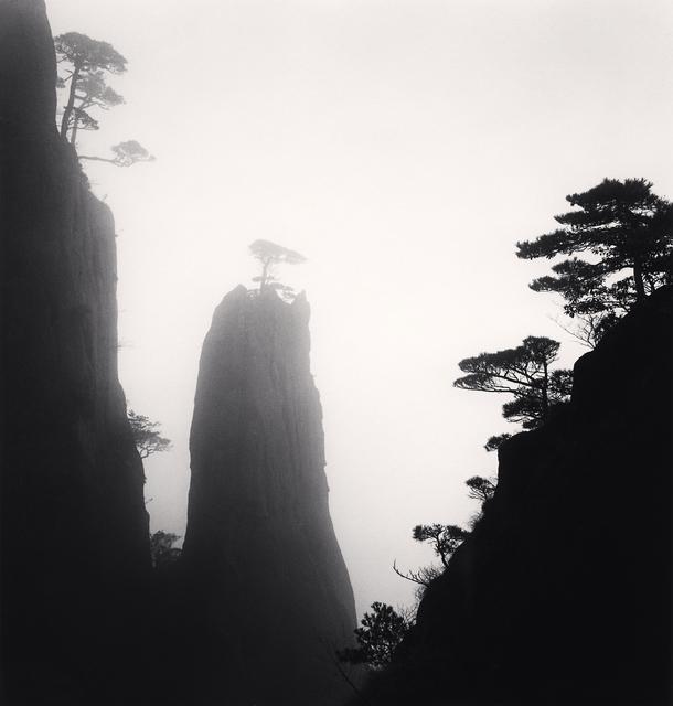 Michael Kenna, 'Huangshan Mountains, Study 16, Anhui, China', 2009, Patricia Conde Galería