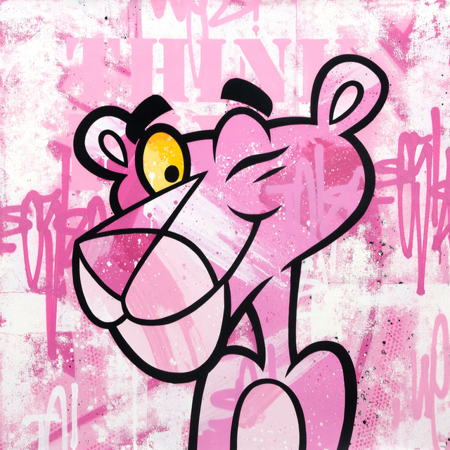, 'Pink Panther 06,' 2017, StolenSpace Gallery
