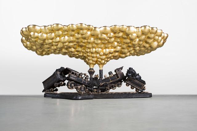 , 'Train Crash,' 2015, Museum of Arts and Design