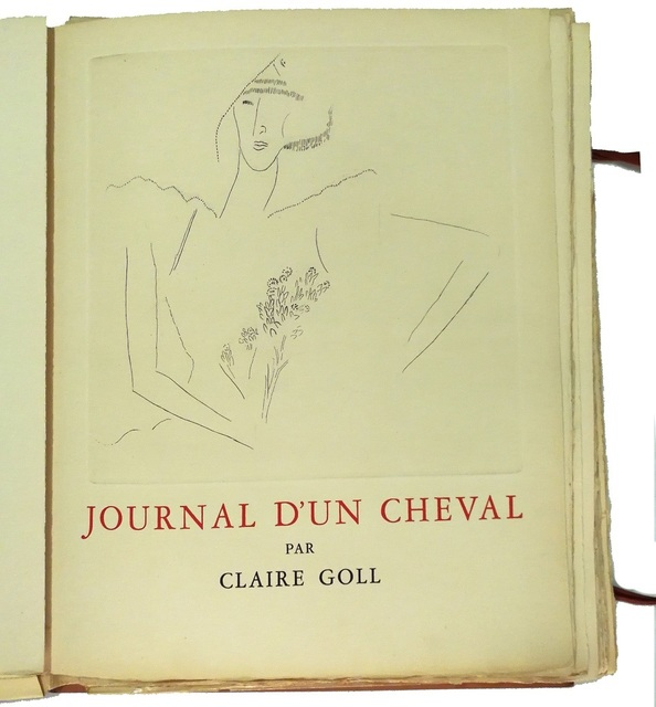 Marc Chagall, 'Journal d'un cheval', 1952, Wallector