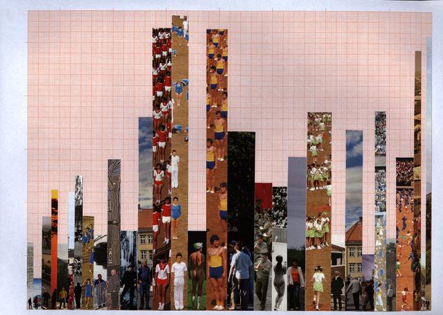 , 'After the order,' 2010, Christine König Galerie