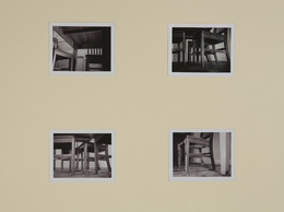 , 'No title (Under the table shots I),' 1991-1992, Gagosian Gallery