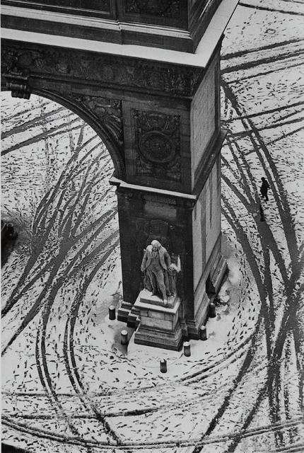 André Kertész, 'Washington Square', 1966, Phillips