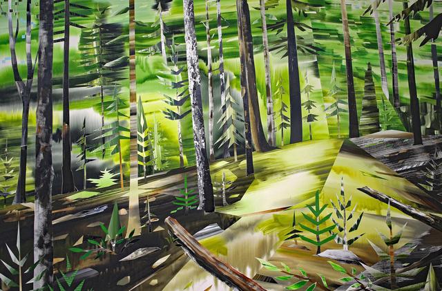 , 'Belvedere,' 2018, Michael Gibson Gallery