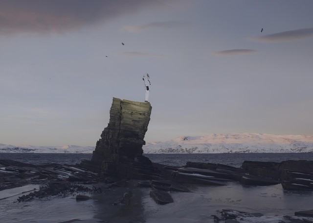 OLE MARIUS JOERGENSEN, 'Snefjorden', 2015-2017, FREMIN GALLERY