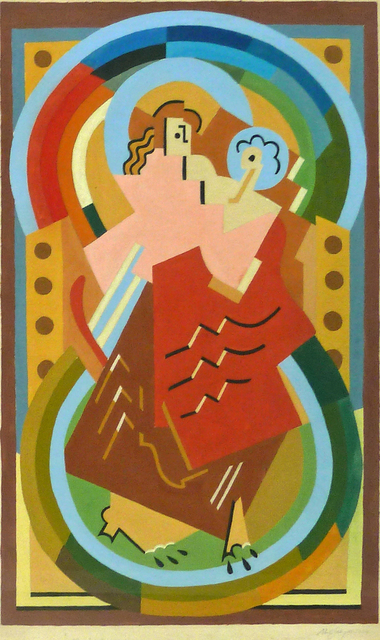 , 'Mother and Child,' 1934, Gilden's Art Gallery