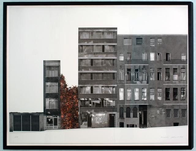 , 'Istanbul Project II,' 2003, Octavia Art Gallery