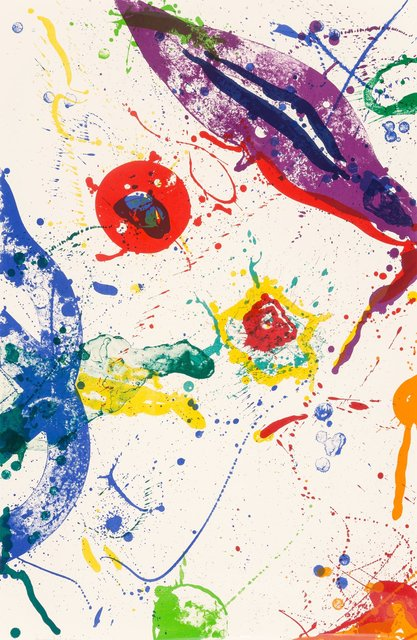 Sam Francis, 'Untitled (SF-330)', 1988, Heritage Auctions