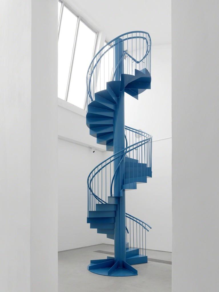 "Installation photo of artwork ""To See The Sky"" from ""Yoko Ono: Golden Ladders"" Faurschou Foundation, Beijing (2015). Photo by Jonathan Leijonhufvud © Faurschou Foundation"