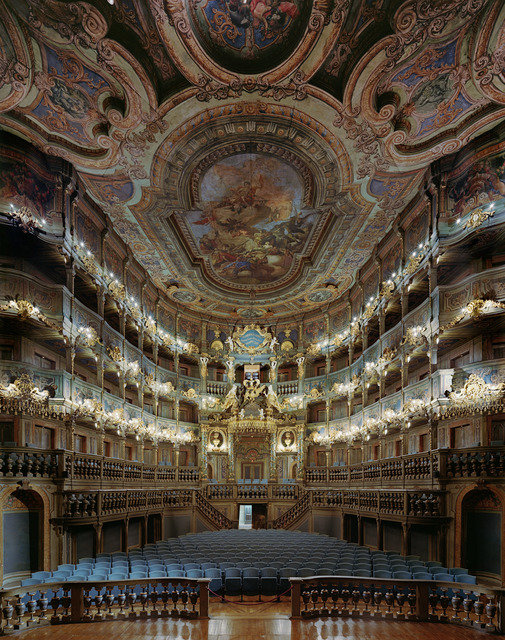 , 'Margravial Opera House, Bayreuth, Germany,' , Bau-Xi Gallery
