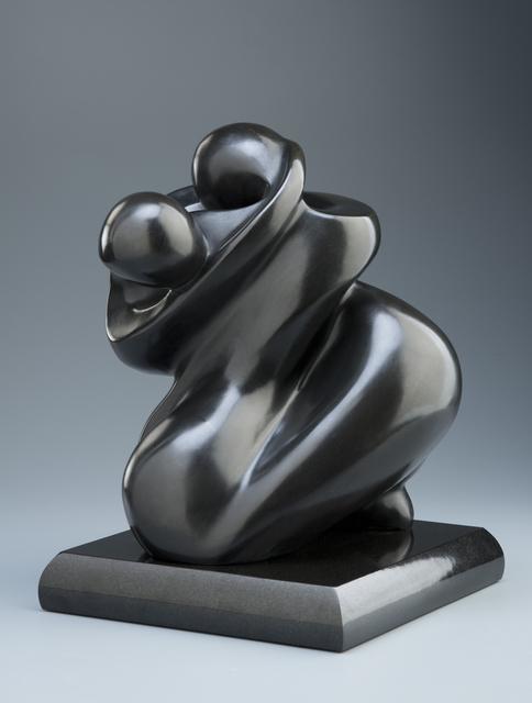 , 'Balance Struck (Onyx Patina),' 2017, Emillions Art