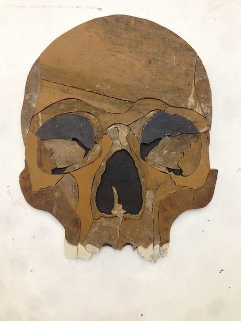 , 'Dark Skull,' 2013, The Garage Amsterdam