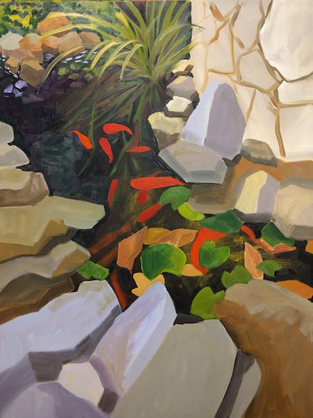, 'Pond,' , parts gallery