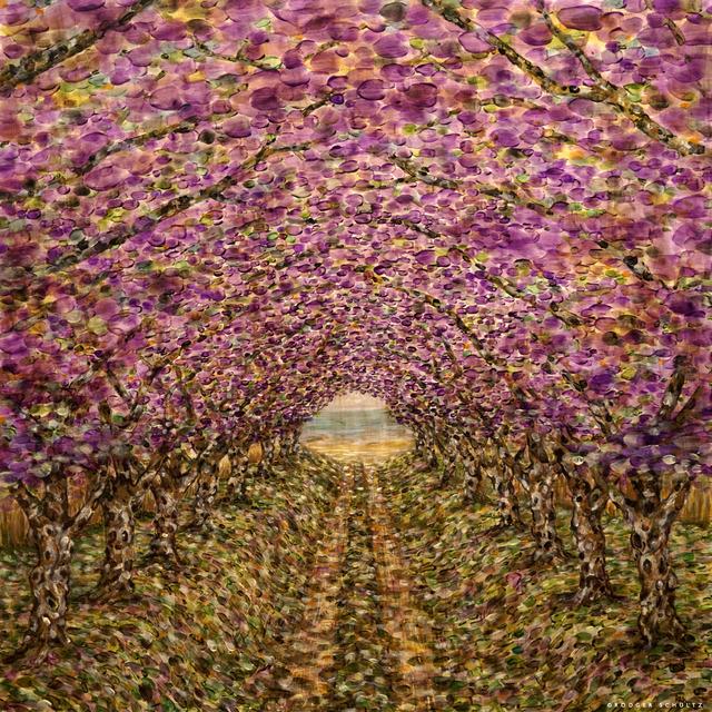 , 'Princess Grove ,' , Artist's Proof