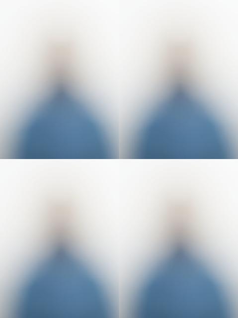 , '18% Gray:Id portrait:Jin Xiaoming,' 2011, Juhui Art Gallery