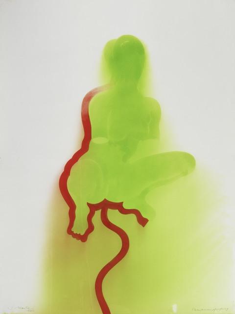 , 'Phantomempfindung (Ghostly sensation),' 2003, Suzanne Tarasieve