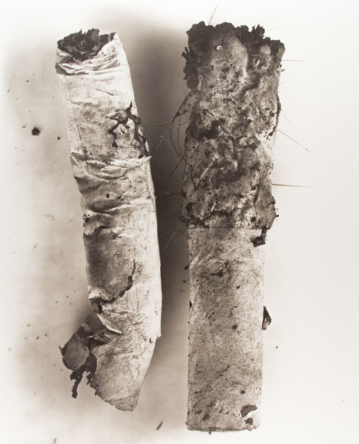 , 'Cigarette No. 17,' New York-1972, Pace/MacGill Gallery