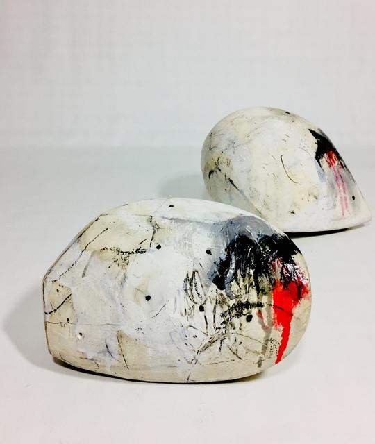 , 'Morphology Fragments,' 2018, &Gallery