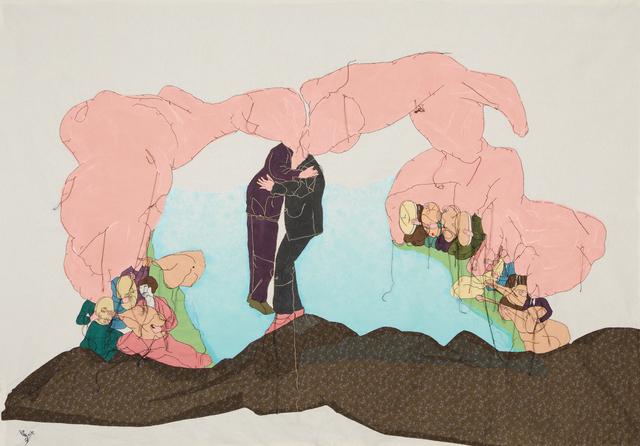 , 'Diplomacy,' 2014, artSümer
