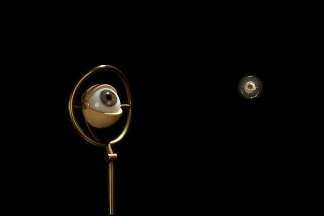, 'Quizzing Glass,' 1988-2005, DANESE/COREY