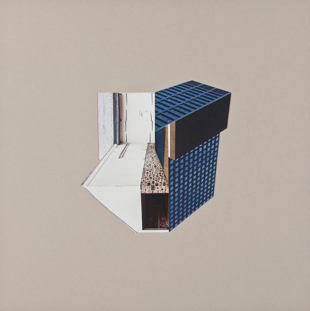 , 'Migrants 43,' 2016, Pentimenti Gallery