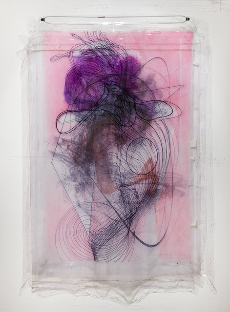 , 'Pose_error ,' 2018, KWANHOON GALLERY
