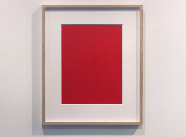 , 'Traffic Lights (Red) ,' 2016, Josée Bienvenu