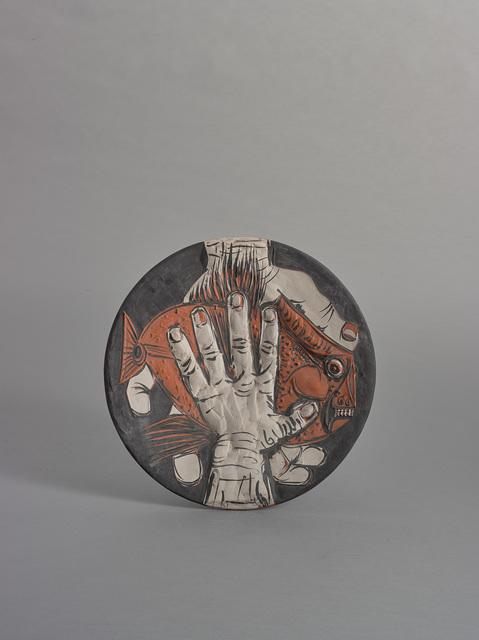 Pablo Picasso, 'Mains au poisson (A.R. 216)', 1953, Sotheby's