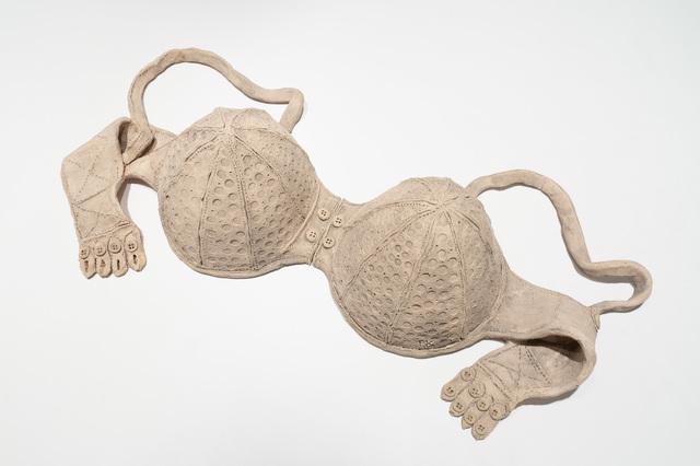 , 'Grey Matter (bra),' 1999, Ronald Feldman Gallery