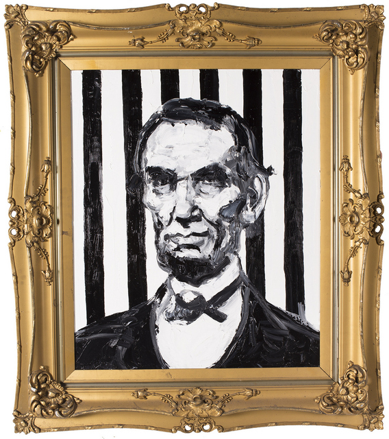 , 'Lincoln,' 2015, Madison Gallery