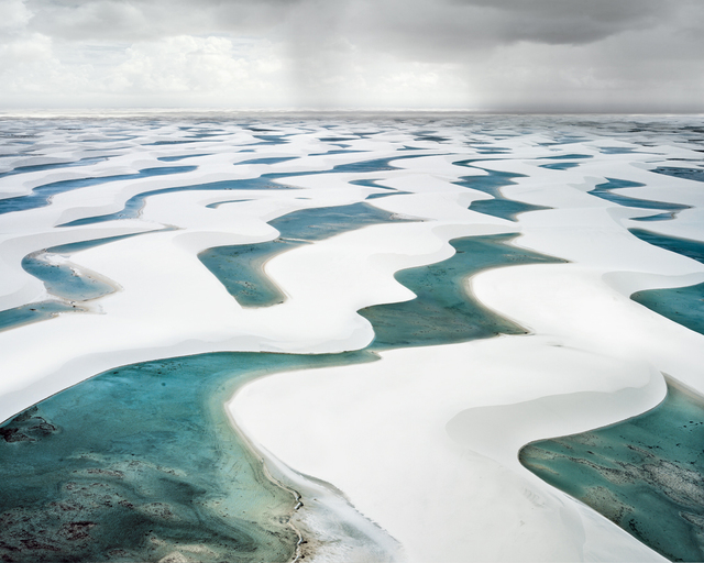 , 'Rain Over Lencois Maranhenses I,' 2013, Gilman Contemporary