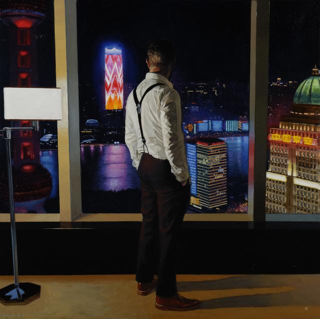 Iain Faulkner, 'Pudong Evening, 2018', Bel-Air Fine Art
