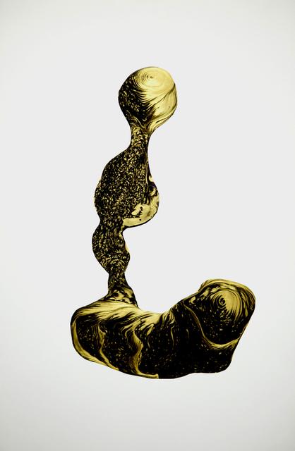 , 'Sin título (De la serie Caligrafía del Tiempo,' 2015, Licenciado