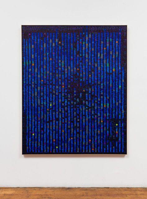 , 'Water BLBB 17,' 2017, Kavi Gupta