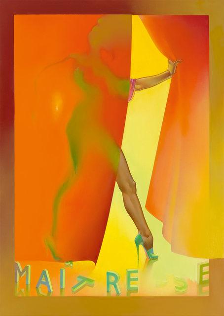 , 'Maîtresse VII,' , Galerie Ernst Hilger