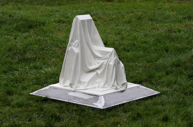 Cris Bruch, 'WELDONA', 2018, Sculpture, Cement with steel base, Greg Kucera Gallery