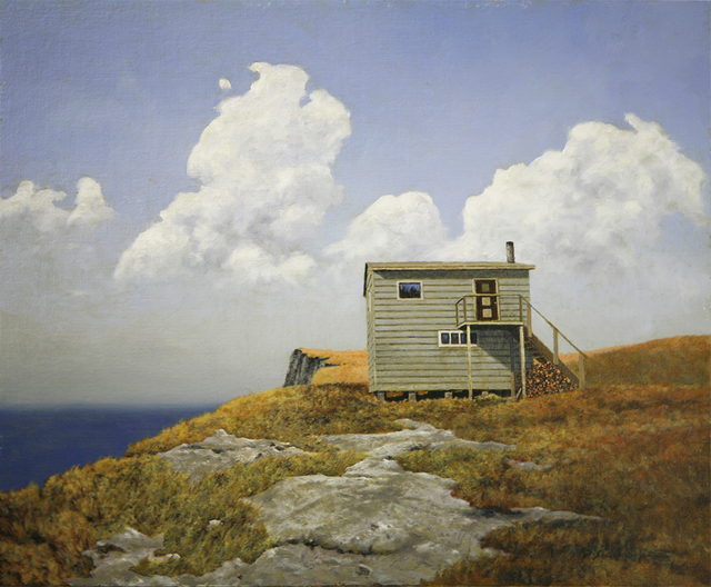Peter Sculthorpe, 'A Home by the Sea', 2018, Somerville Manning Gallery