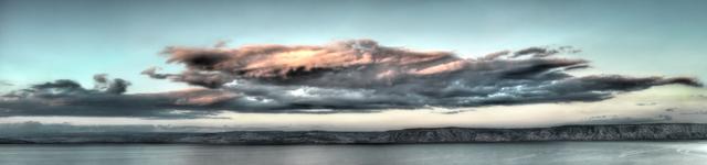 Christian Voigt, 'Sea of Galilee, Jordan Valley, Israel', 2013, Lucia Mendoza