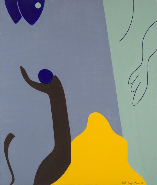 , 'Chinesisch,' 1952, bromer kunst