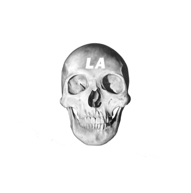 , 'LA Skull,' 2018, KP Projects