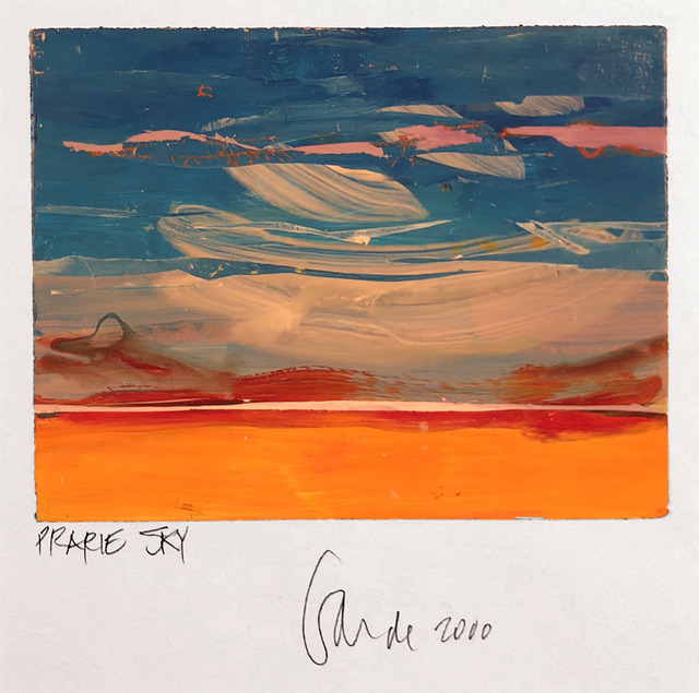 , 'Prarie Sky,' 2000, ArtSuite New York