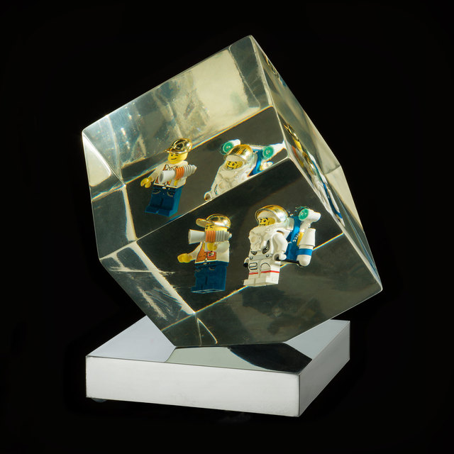 , 'STARTER SETS Object No. 1,' 2018, Faur Zsofi Gallery